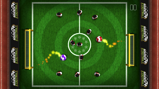Bouncy Football- screenshot thumbnail