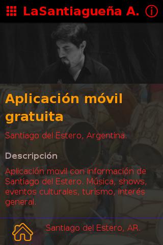 La Santiagueña App
