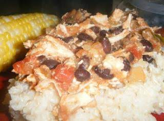 Pineapple Salsa Chicken From Out Of The Box