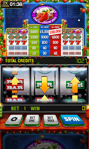 Christmas - Slots Delluxe