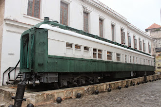 Photo: This was a presidential wagon used once for the election.