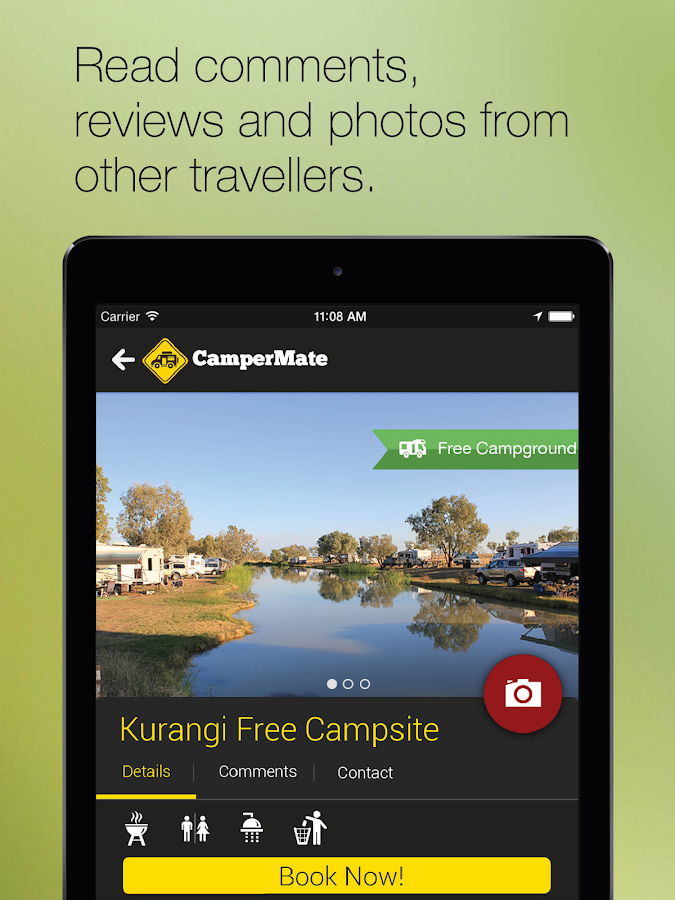 CamperMate- screenshot