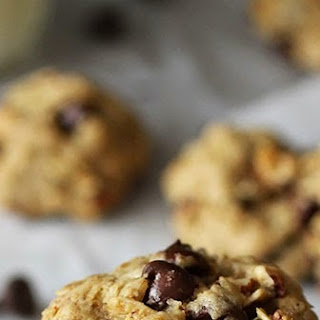Oatmeal, Pecan, and Chocolate Chip Cookies