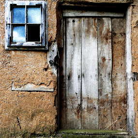 by Zec Mladen - Buildings & Architecture Other Exteriors ( old house, old, window, door, architecture,  )