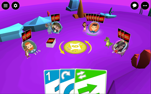 Crazy Eights 3D  screenshots 5