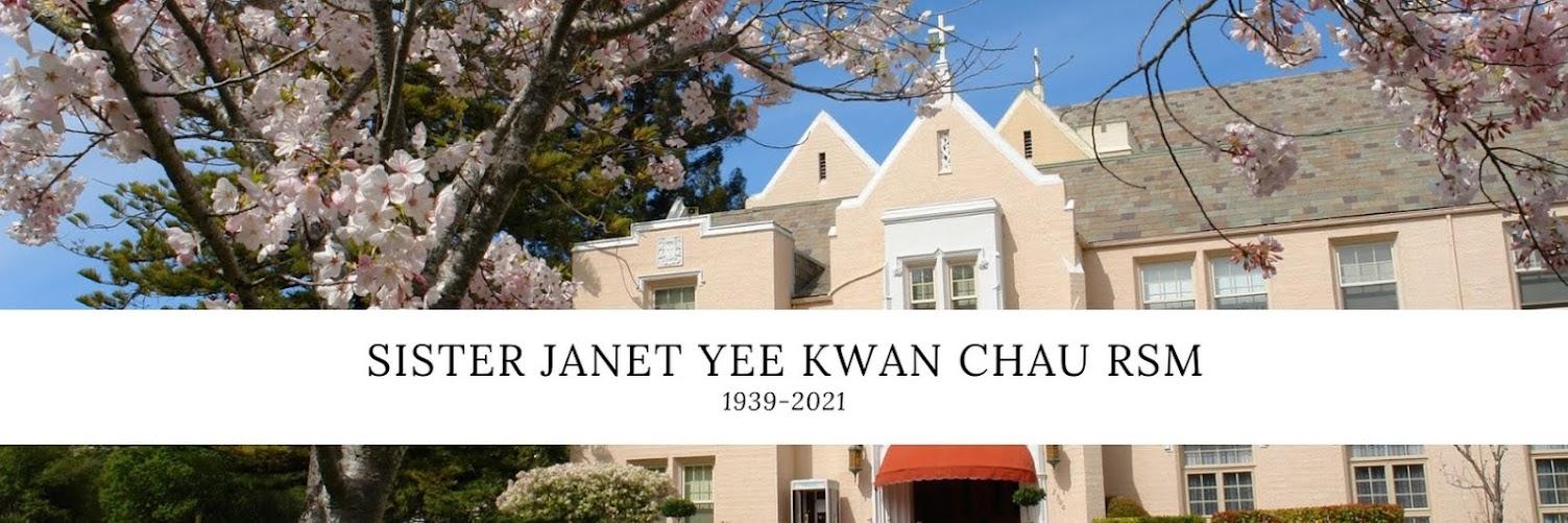 Memorial Liturgy for Sister Janet Yee Kwan Chau RSM