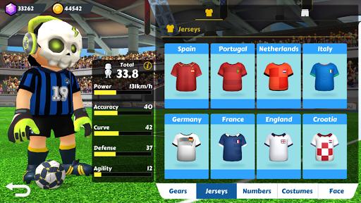 Perfect Kick 2 - Online SOCCER game  screenshots 7