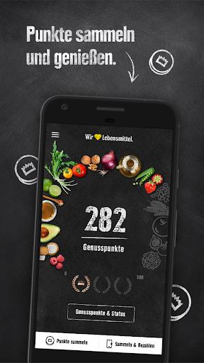 Genuss+ - Mobile Coupons und Gutscheine 1.16.1 screenshots 1
