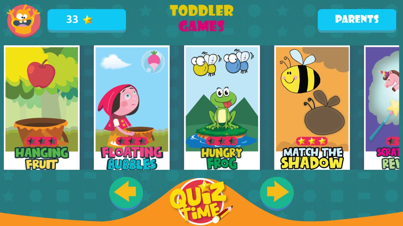 Kids Toddler Learning Games P  Android Apps on Google Play