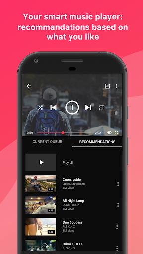 Free music for YouTube: Stream  screenshots 1