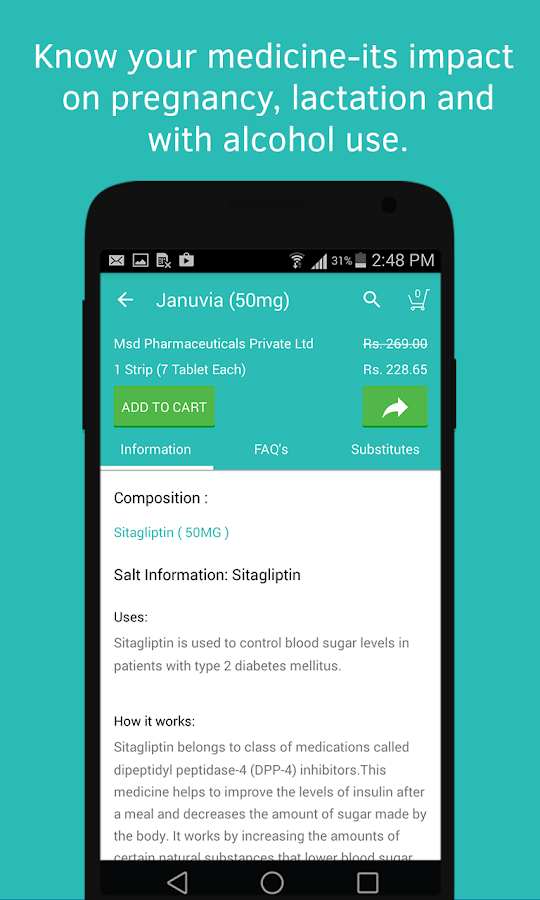 1mg - Health App for India- screenshot