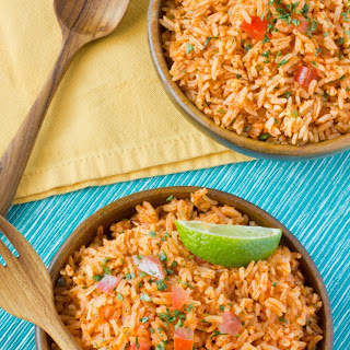 Restaurant-Style Mexican Rice.