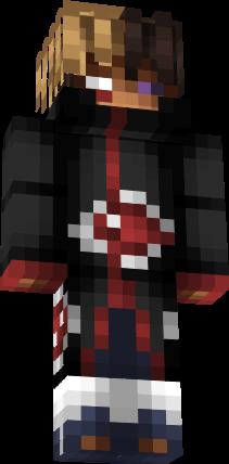 Xxxtentacion Minecraft Skins : xxxtentacion, minecraft, skins, Xxxtentacion, Akatsuki