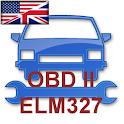 OBD2-ELM327. Car Diagnostics icon