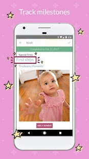 Tinybeans: Baby book app for milestones & pics👶🍼- screenshot thumbnail