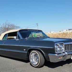 インパラ  1964 impala convertibleのカスタム事例画像 toshiさんの2018年05月17日20:09の投稿