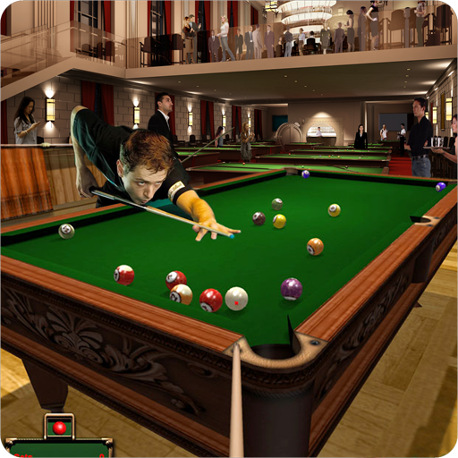 Play Pool Match 2017 3D Snooker Champion Challenge Icon