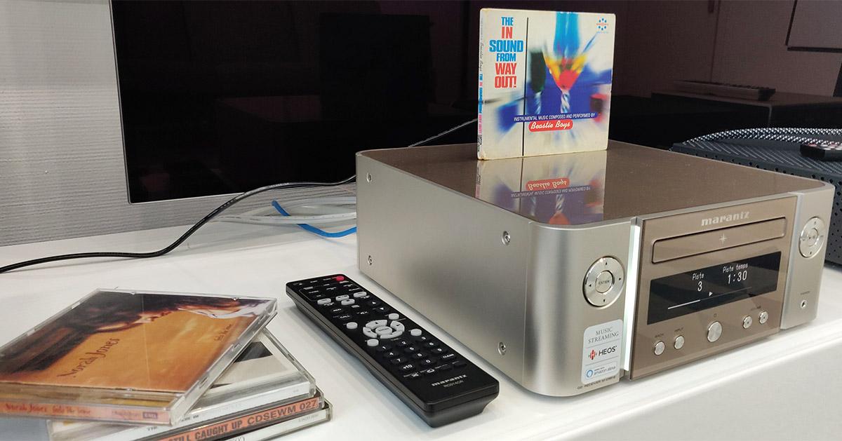 L'ampli connecté Marantz M-CR612 constitue un excellent investissement pour profiter de nombreuses sources musicales analogiques, numériques et dématérialisées.