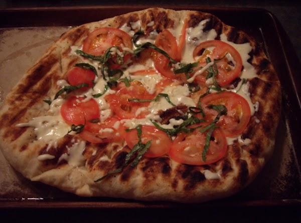 Ciao Bella Grilled Pizza Recipe