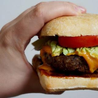 BBQ Black Bean Burgers Recipe