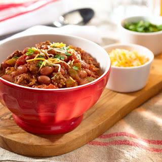 Red Bean Chili.