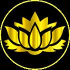 la meditazione chakra icon