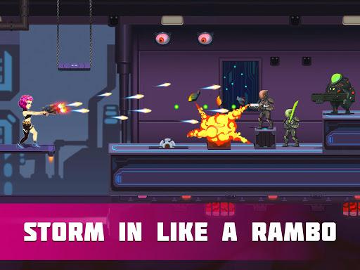 Metal Strike War: Gun Solider Shooting Games image 6