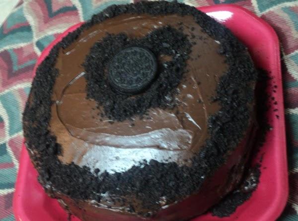 Uh-oh Oreo Cake Recipe