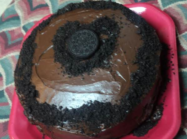 Uh-oh Oreo Cake Recipe