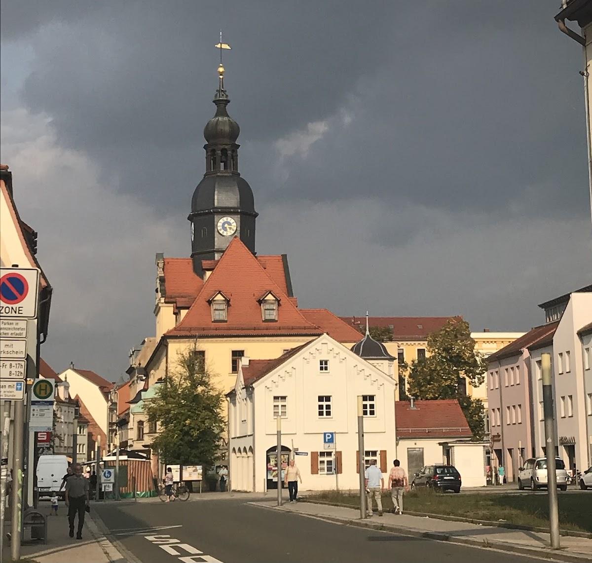 Rathaus und Touristeninformation