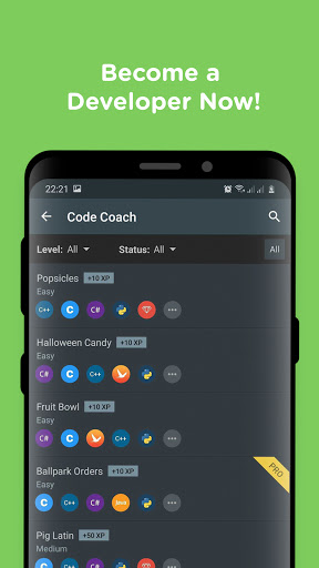SoloLearn: Learn to Code for Free 3.5.0 Screenshots 7