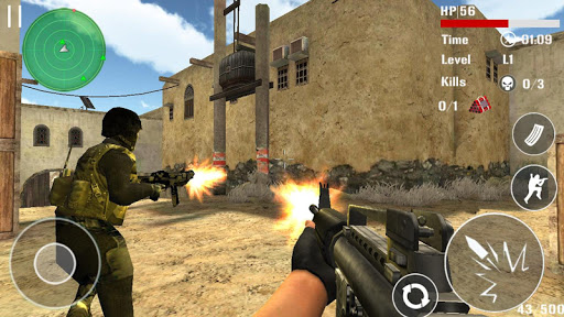Counter Terrorist Shoot  gameplay | by HackJr.Pw 18