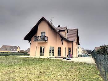 Maison 7 pièces 205,5 m2