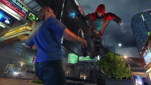 Incredible Hero Legends: Crime Simulator apktram screenshots 5