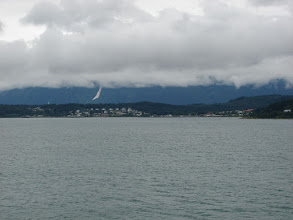 Photo: Haines from the ferry.