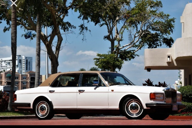 1994 Rolls Royce Silver Spur III Hire OR
