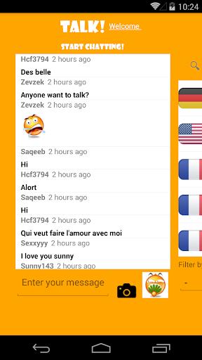 玩免費遊戲APP|下載TALK: love and friendship app不用錢|硬是要APP