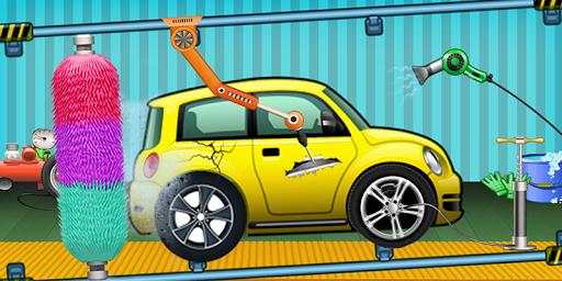 Multi Car Wash Service Station & Repair Shop 1.0 screenshots 1