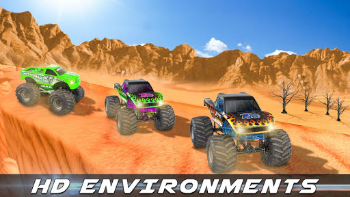 Monster Truck Desert Death Race 1.1 screenshots 9