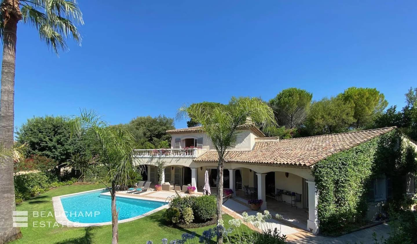 Villa with pool and terrace Le Cannet