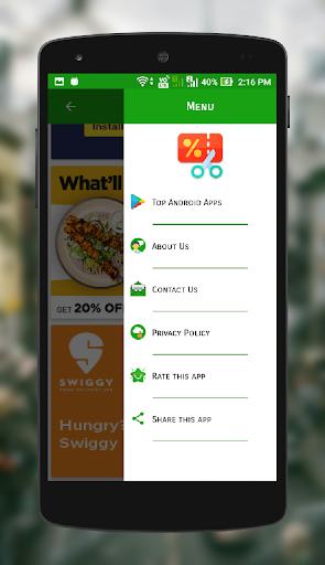 Grab Deals - Offers & Coupons 2.0.3 screenshots 3