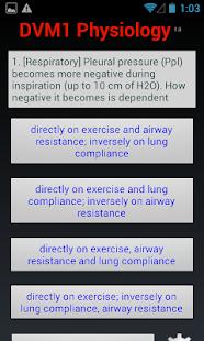 DVM 1st Yr Quiz - Physiology - náhled