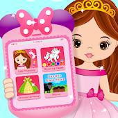 Tải Little Princess Baby Phone Fun miễn phí