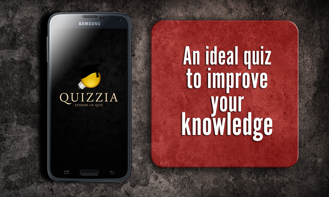 Quizzia - Extreme GK Quiz- screenshot