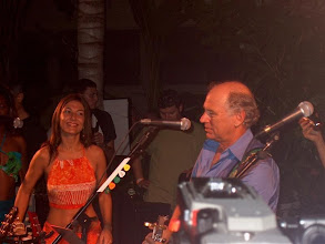 Photo: With Jimmy Buffett at Bahia Cabana in Fort Lauderdale, FL