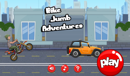 Bike Jump Adventures