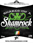 Wolverine State Snakes On A Shamrock