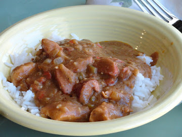 Vegas Chicken And Sausage Gumbo Recipe
