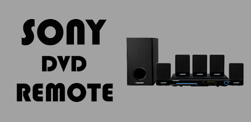 Sony DVD Player Remote app (apk) free download for Android
