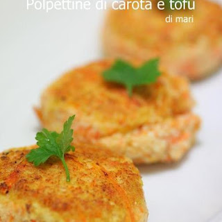 Surprisingly Fluffy Easy Carrot and Tofu Steaks
